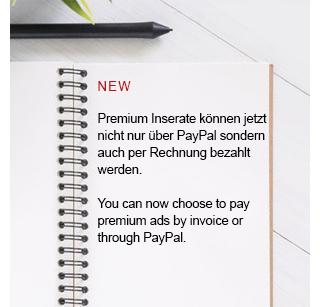 New Premium Ad Invoice